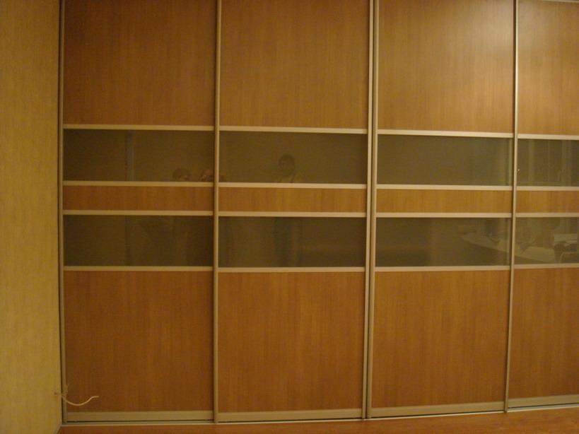"Шкафы-купе и гардеробные от ателье мебели ""флаин""."
